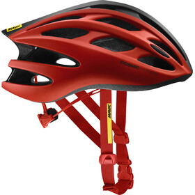 Mavic Cosmic Ultimate II Helmet Unisex Fiery Red/Black